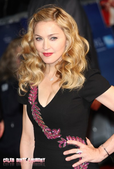 Madonna Considered 'Most Passionate' Movie Director