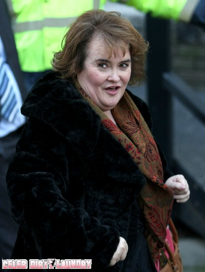 Susan Boyle Says Hardest Part Of Fame Is Missing Her Pet Cat