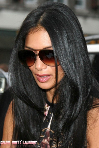 Nicole Scherzinger 'Taking No Chances' As She Bans Simon Cowell From Her 'X Factor' Rehearsals
