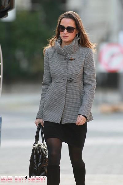 Pippa Middleton Cashing In On Sister Kate Middleton's Royal Status