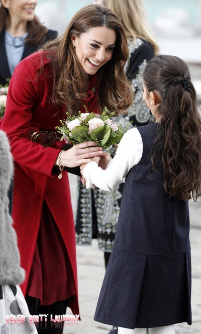 Surprised School Children Say Kate Middleton 'Doesn't Look Like a Princess'
