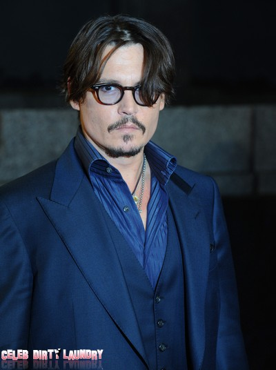 Johnny Depp Loves Smoking So Much He Uses Private Planes