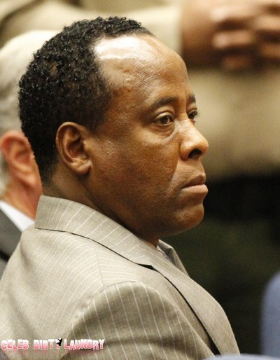 Dr Conrad Murray Says Michael Jackson's Final Words Were 'More Milk'