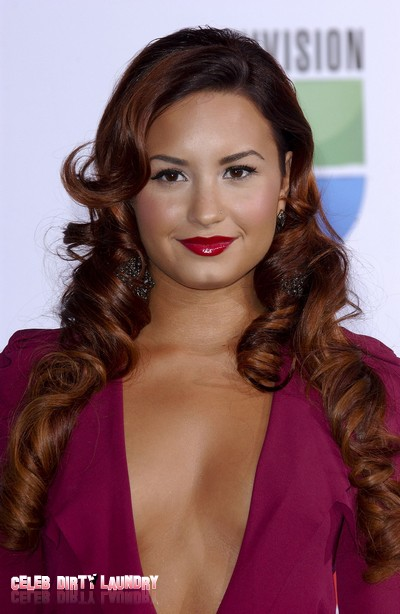 Demi Lovato Tells The World Rehab 'Saved My Life'