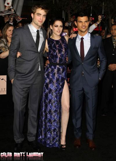 Robert Pattinson, Kristen Stewart, and Taylor Lautner Will Be On Ellen Friday!