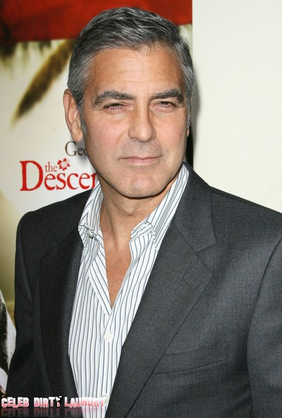 George Clooney's Farted Loudly When Filming 'The Descendants'