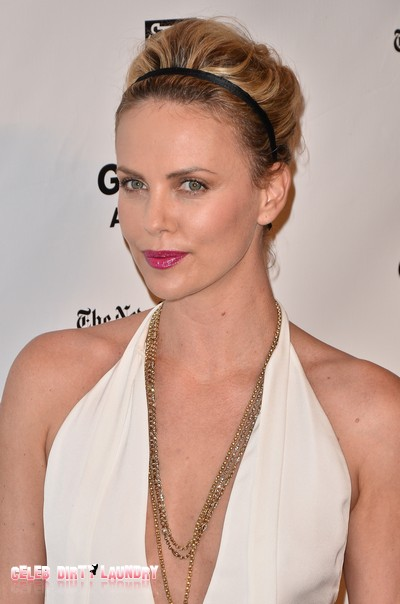 Charlize Theron Wants To Kill Kristen Stewart