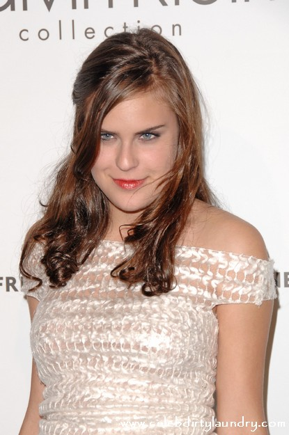 Tallulah Willis Cited for Underage Drinking