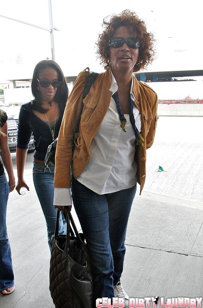 Whitney Houston And Daughter Bobbi Kristina Send Each Other To Rehab!