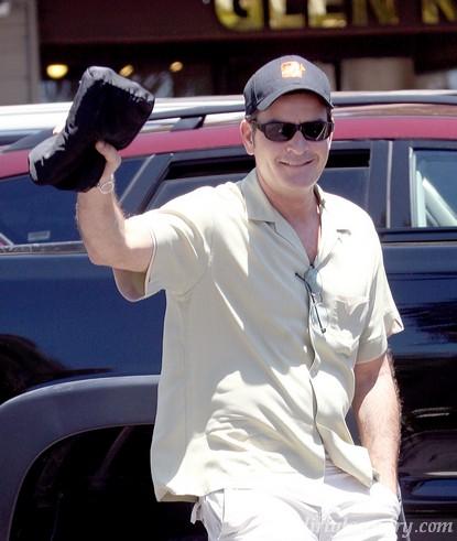 Warner Brothers Fires Charlie Sheen; Charlie Responds!