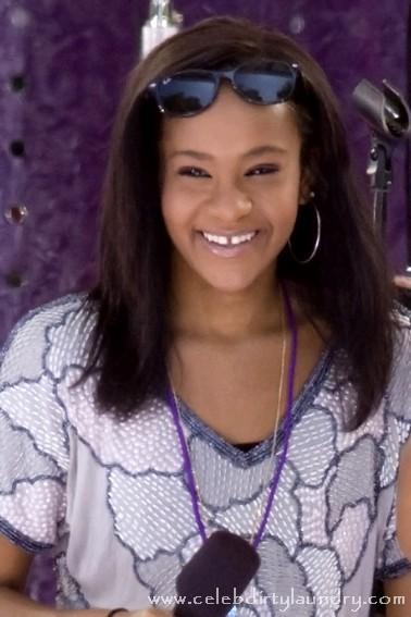 Whitney Houston's Daughter Bobbi Kristina Has A Sex Tape