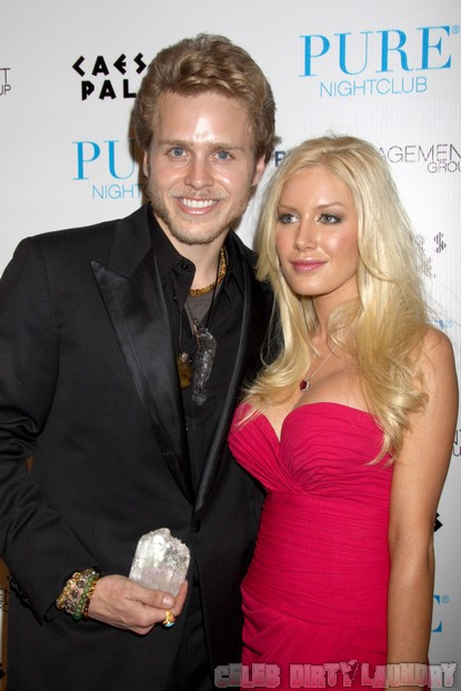 Spencer Pratt Mad About Virgin Mobile's 'Sparah'
