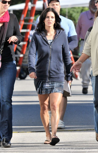 Did Courteney Cox Get A Boob Job?
