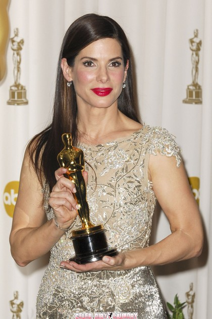 Sandra Bullock Needs To Call Ghostbusters!