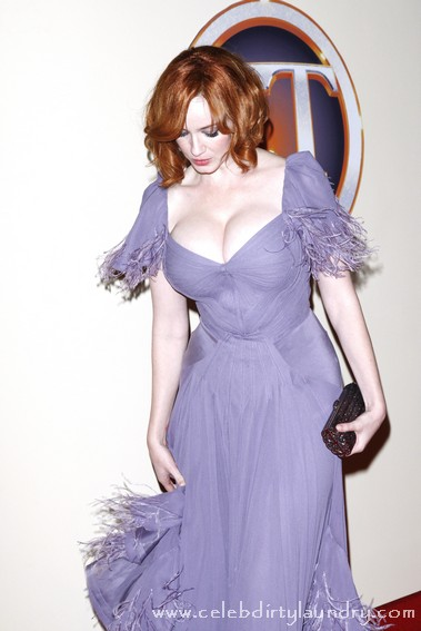 'Mad Men's' Christina Hendricks Causes Record Number Of Boob Jobs