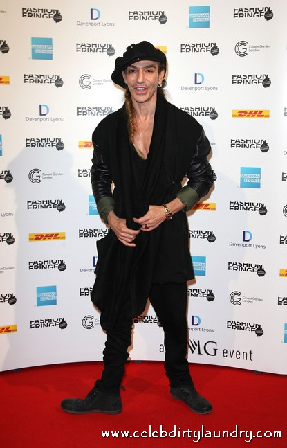 John Galliano Gets The Boot From His Own Fashion Label Over Anti-Semitic Rant