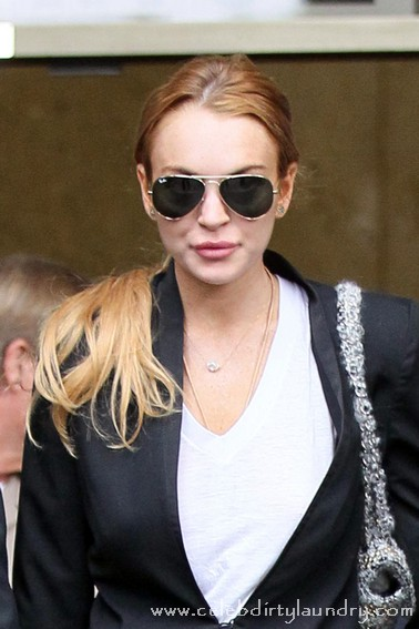 Lindsay Lohan Will Sue Jewelry Store For Selling Surveillance Tape