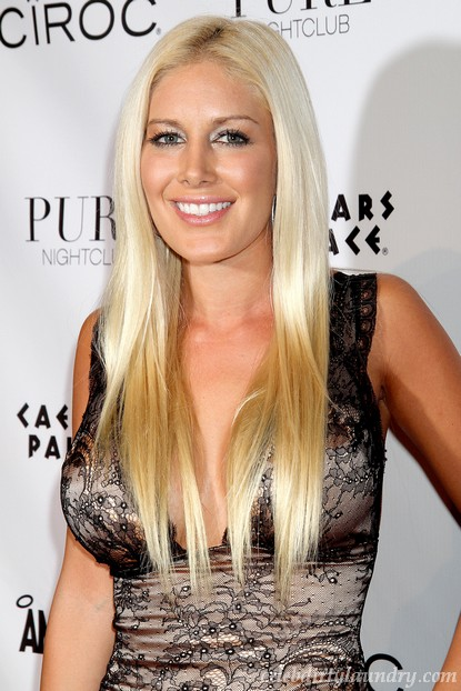 Jennifer Aniston Banned Heidi Montag From 'Just Go With It' Premiere