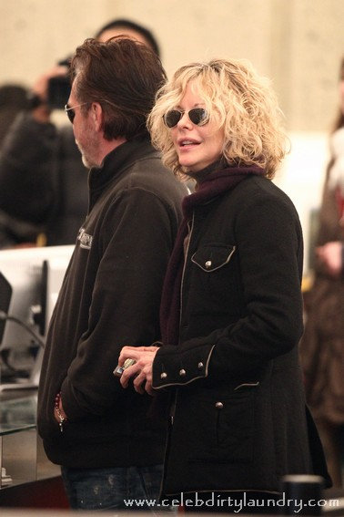 Are John Mellencamp and Meg Ryan Engaged?