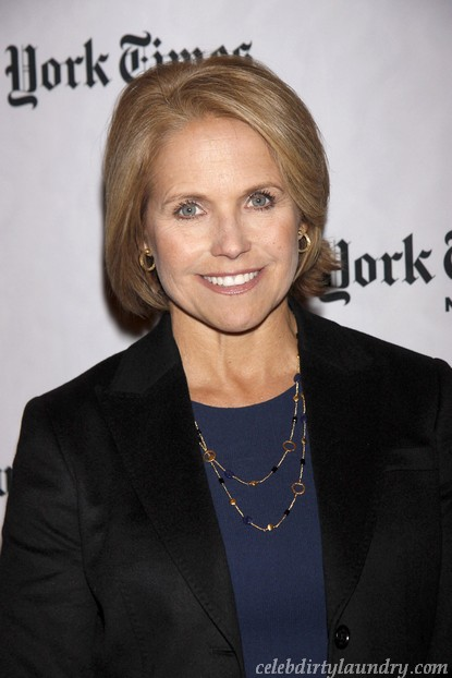 Katie Couric Confirms Departure From CBS
