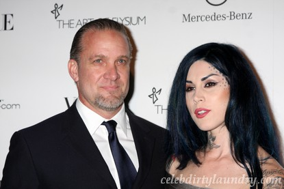 Jesse James Is Humbled By Fiancee Kat Von D