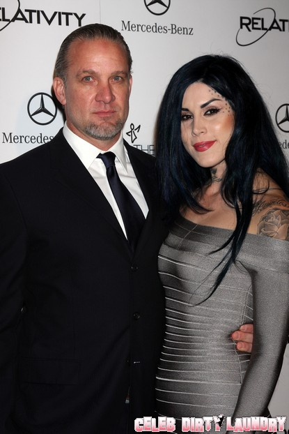 Jesse James & Kat Von D Plan A Summer Wedding