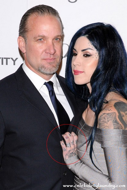 Jesse James Cheated On Sandra Bullock But Would Forgive Kat Von D