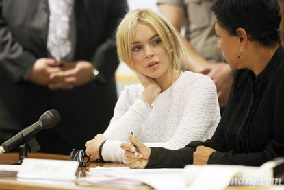 Lindsay Lohan To Cop A Plea In Theft Case After All?