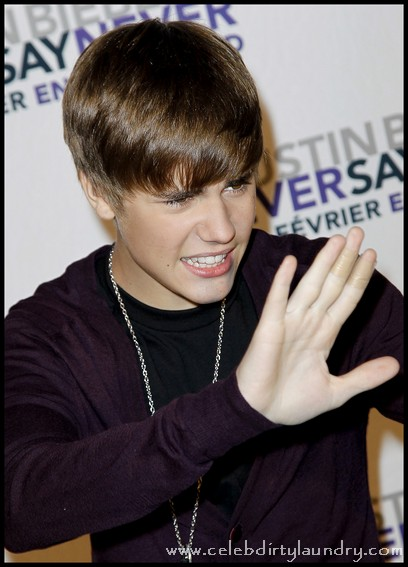 Justin Beiber Acts Like Spoiled Brat On TV Over Hair Being Touched