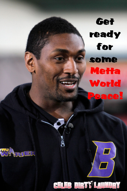Ron Artest Must Wait Till August For World Peace