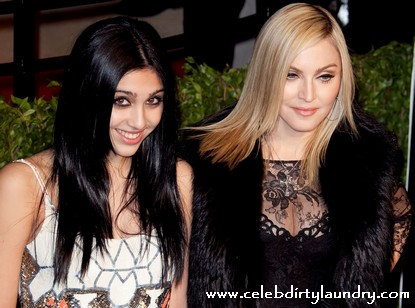 Madonna Boosts Daughter Lourdes With Joint Record Recording