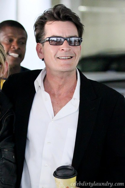 Some Say Today Is Unfollow @CharlieSheen On Twitter Day - We Doubt It