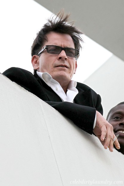 Charlie Sheen Is Hiring An Intern With Tiger's Blood