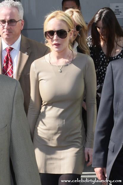 Lindsay Lohan - Scientology Wants You!  John Travolta Calling!