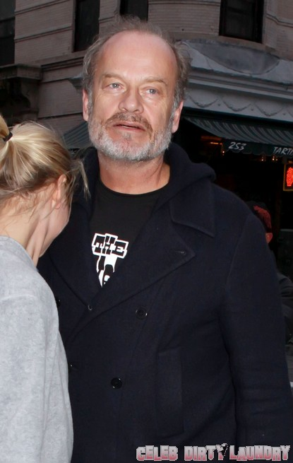 Kelsey Grammer Calls BS On Child Custody Reports