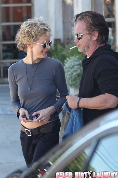 Meg Ryan And John Mellencamp Planning a July Wedding?