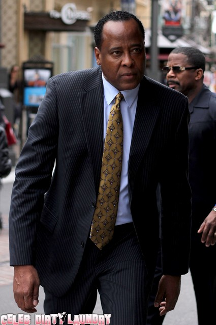 Breaking News - Dr. Conrad Murray's lawyer claims Jackson caused his own death