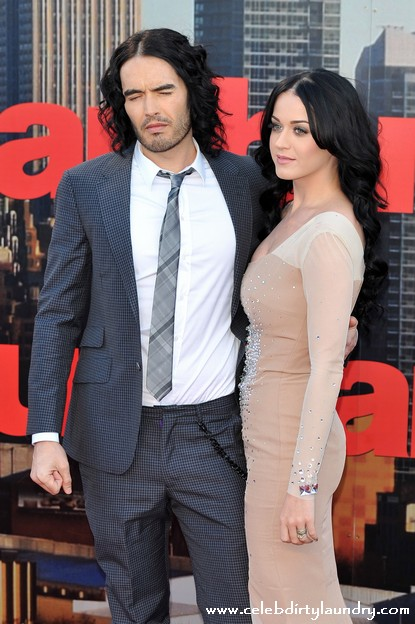 Katy Perry And Russell Brand Turned Down Millions For Wedding Pictures