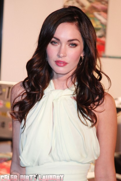 Megan Fox Is Talking About Her Boobs Again