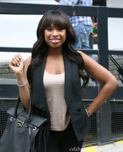 Jennifer Hudson Won't Do Playboy Shoot