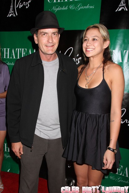 Charlie Sheen Kicked To the Curb by a Goddess