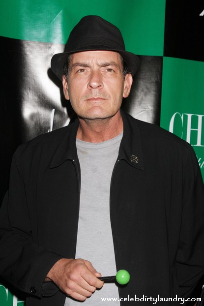 Charlie Sheen Plans To Go Global With His Show
