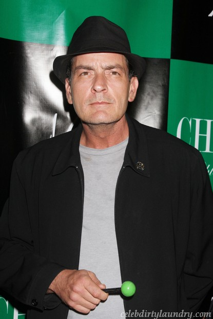 Charlie Sheen Going To Entourage?