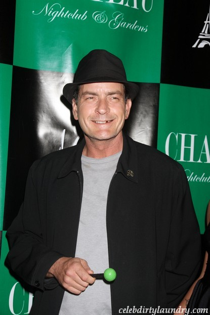 Charlie Sheen Says Kelly Preston Shot Herself
