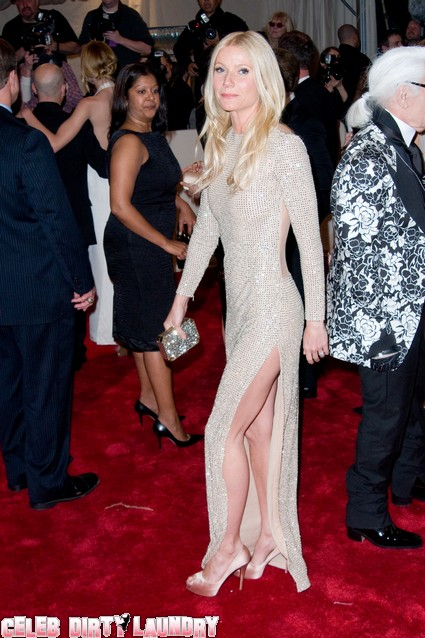 Gwyneth Paltrow Hates Her Sagging Breasts - Wants Cosmetic Surgery