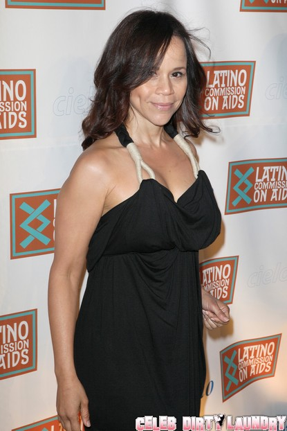 Rosie Perez Says She Is a Victim Of 'Law & Order: SVU' - Sues For Back Injury