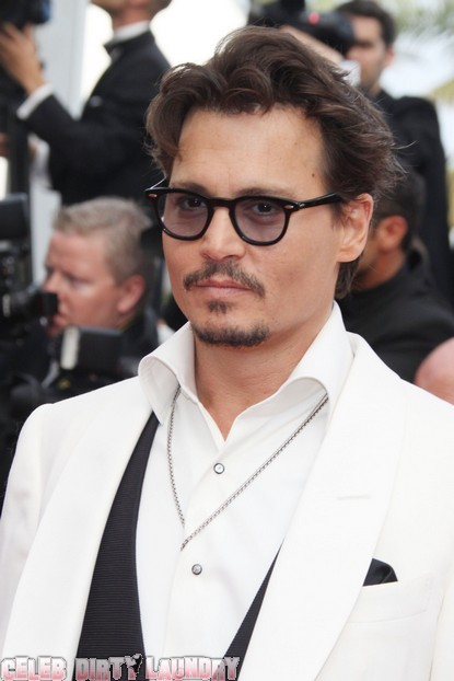 Johnny Depp Compares Being Photographed To Rape
