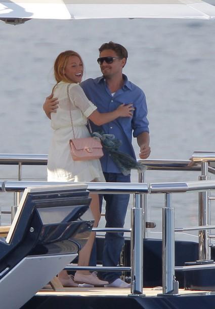 Mama's Boy Leonardo DiCaprio Dumps Blake Lively