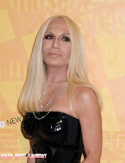 Donatella Versace Says She's Lady Gaga's Biggest Fan