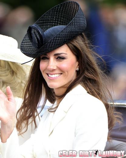 Kate Middleton Is Decorating Kensington Palace